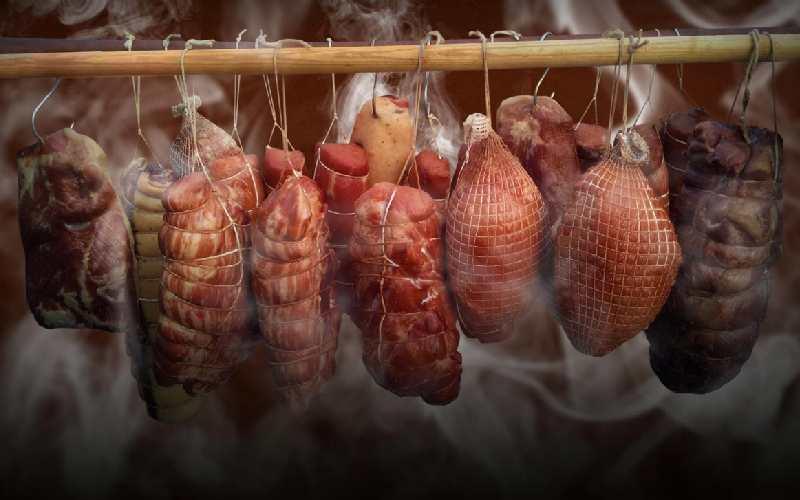 Копчение мяса в дымоходах дымоход из котельной подвала