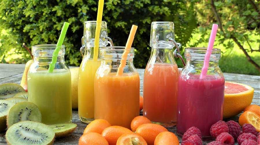 Концентраты для приготовления натуральных соков
